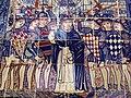 098 Retaule ceràmic de Sant Vicent Ferrer, pl. Almoina (València).JPG