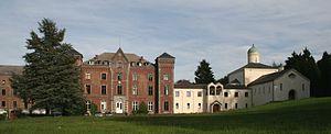 Chevetogne Abbey - Chevetogne Abbey