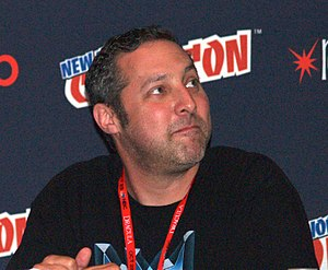 Jeff Kline - Kline at the 2013 New York Comic Con.