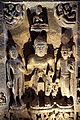 109 Cave 26, Buddha with Legs Down (34377675745).jpg