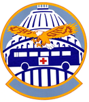 10 Aeromedical Staging Flt emblem.png