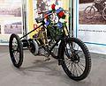 110 ans de l'automobile au Grand Palais - De Dion Bouton tricycle - 1899 - 003.jpg