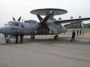 111Sqn E-2C Hawkeye