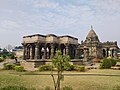 12th century Mahadeva temple, Itagi, Karnataka India - 02.jpg