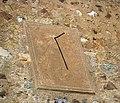139 Església de Sant Pere, rellotge de sol.jpg