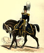 13th Light Dragoons uniform