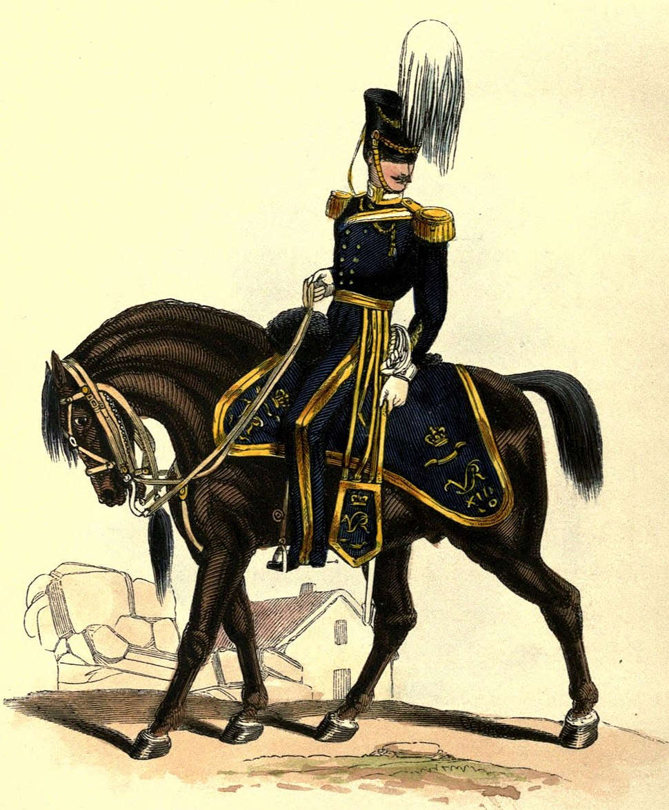 13th Light Dragoons uniform