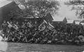 142nd Field Artillery Regimental Band in Europe, 1918.jpg