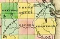 1842 Okkuddo Cheonoquet Anamickee Shawwano Oscoda Negwegon counties Michigan.jpg