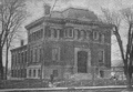 1891 Northampton public library Massachusetts.png