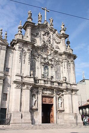 0b4151a727c6 Igreja do Carmo (Porto) – Wikipédia, a enciclopédia livre