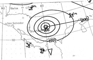 1911 Atlantic hurricane season - Image: 1911 Atlantic hurricane 4