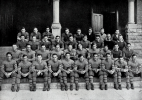 1913 Clemson Tigers football team (Taps 1914).png