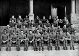 1913 Clemson Tigers football team - Image: 1913 Clemson Tigers football team (Taps 1914)