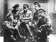 Motovilikha Bolsheviks In The Russian 28