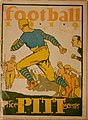 1919 University of Pittsburgh Tenth Annual Football Yearbook used as game program.jpg