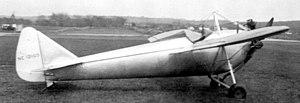 Buhl Aircraft Company - Buhl Bull Pup