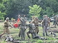 1945 battle near Elbe reenactment during the VII Aircraft Picnic in Kraków (156).jpg