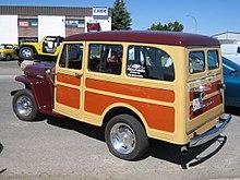 Willys Jeep Station Wagon Wikipedia