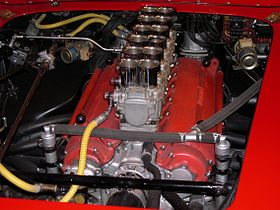 Ferrari Colombo Engine