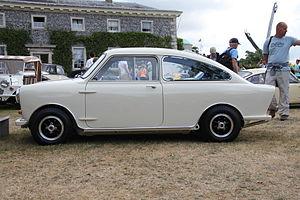 Broadspeed - Image: 1965Broadspeed GT