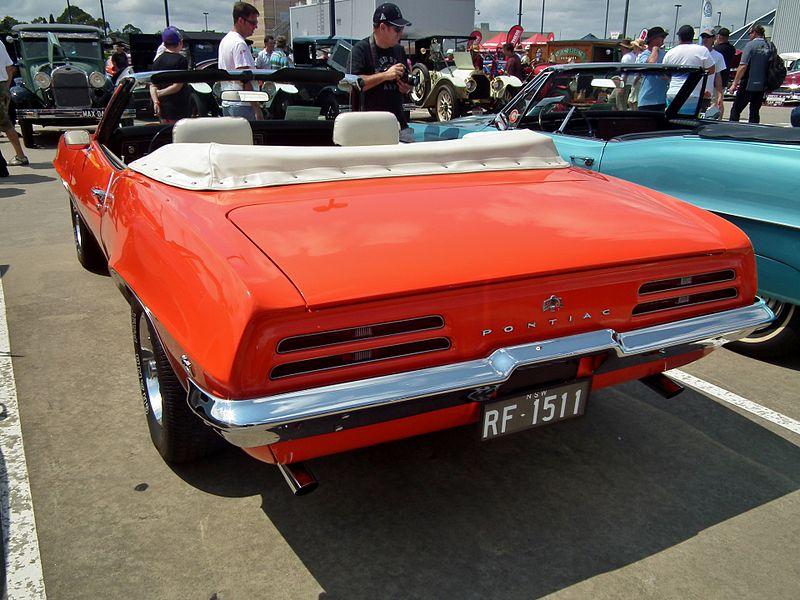 File:1969 Pontiac Firebird convertible (12403840925).jpg