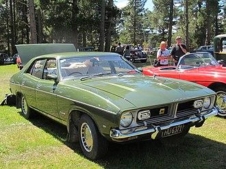 Ford Falcon (XB) - Image: 1975 Ford Falcon 500 (XB) (11432388035)
