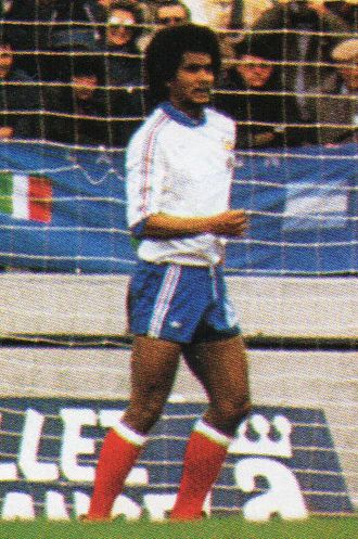 Gérard Janvion - Gérard Janvion, 1978 World Cup