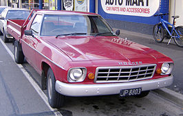 1980 Holden HZ One Tonner cab chassis 01.jpg
