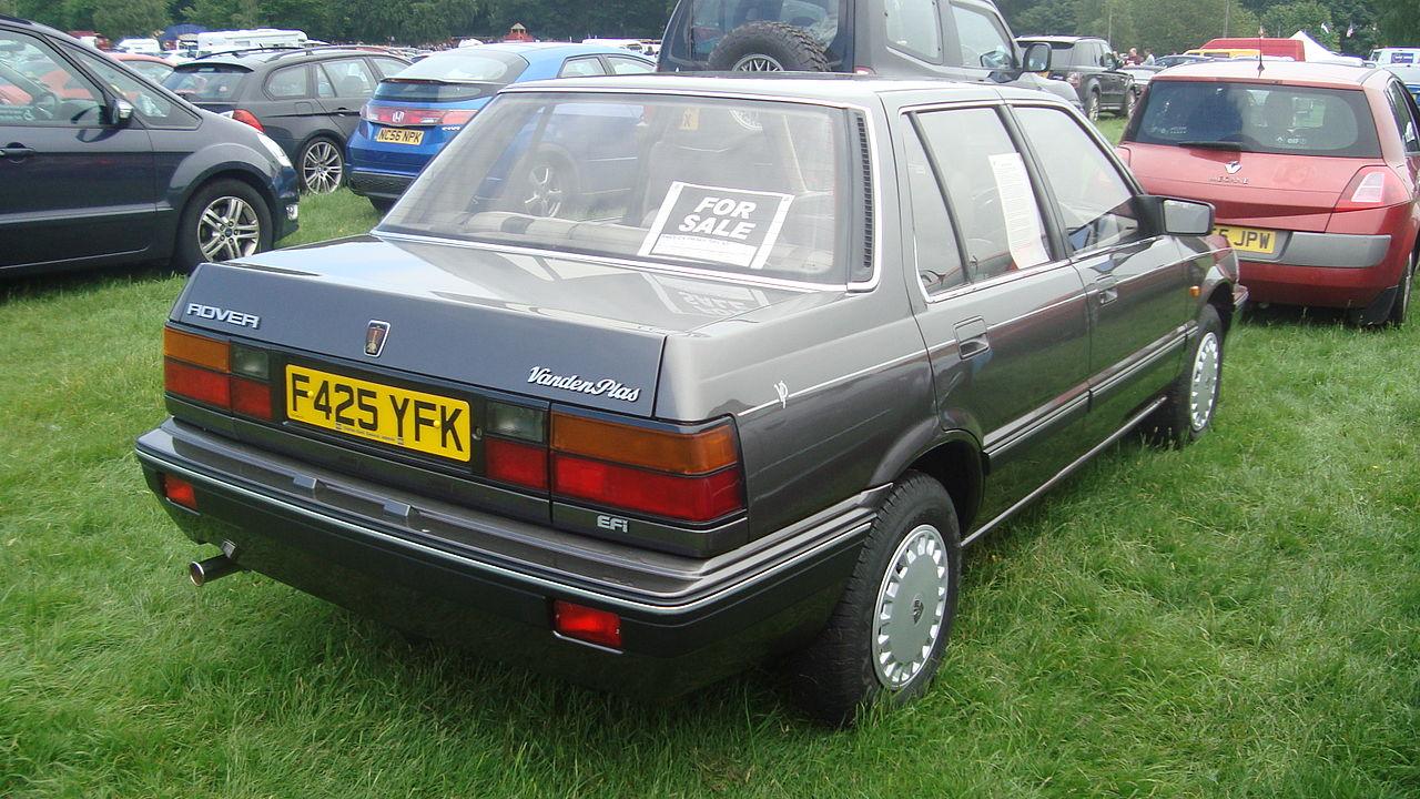File 1988 Rover 216 Vanden Plas Efi 14361154971 Jpg