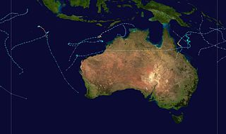 1990–91 Australian region cyclone season cyclone season in the Australian region