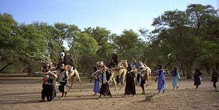 Wodaabe ethnic group