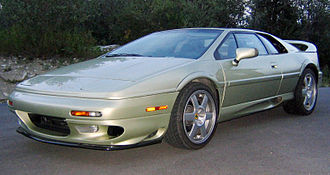 Gran Turismo 2 - The Lotus Esprit was one of the new road cars in the game