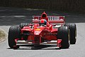 1998 F1 car Ferrari F300 Goodwood 2009.jpg