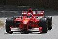 1998 F1 car Ferrari F300 Goodwood 2009.jpg