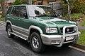 1999 Holden Jackaroo (U8 MY00) SE 3.5 5-door wagon (2015-08-07) 01.jpg