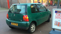 1999 Seat arosa green rear back.png
