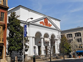 Cathedral Hill Historic District (Baltimore, Maryland) - Image: 1st Unitarian Baltimore