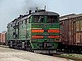 2ТЭ10М-2941, Молдова, станция Окница (Trainpix 58568).jpg