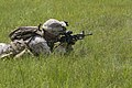 2-2 Fox trains with weapons, prepares for Unit Deployment Program 150709-M-CU214-060.jpg