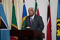 20-05-2014- Georgetown-Guyana, Canciller Ricardo Patiño asiste a la inauguracion de la reunion COFCOR Foto; David G Silvers (14044779298).jpg