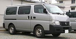 日産・キャラバン Wikipedia