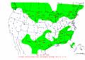 2002-10-08 24-hr Precipitation Map NOAA.png