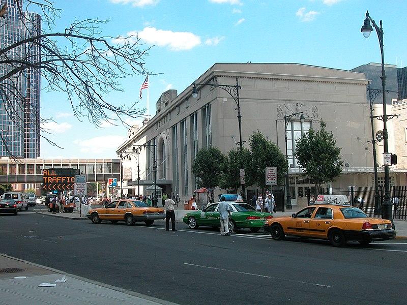Newark Nj Penn Station Car Rental