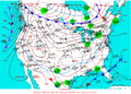 2004-02-13 Surface Weather Map NOAA.png