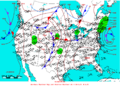 2005-05-07 Surface Weather Map NOAA.png