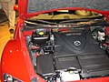 2005 Mazda RX-8 Renesis engine.JPG