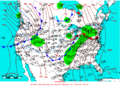 2006-03-09 Surface Weather Map NOAA.png