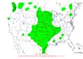 2006-04-29 24-hr Precipitation Map NOAA.png