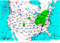 2008-02-26 Surface Weather Map NOAA.png